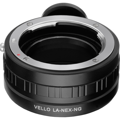 Vello Nikon G Lens to Sony E-Mount Camera Adapter