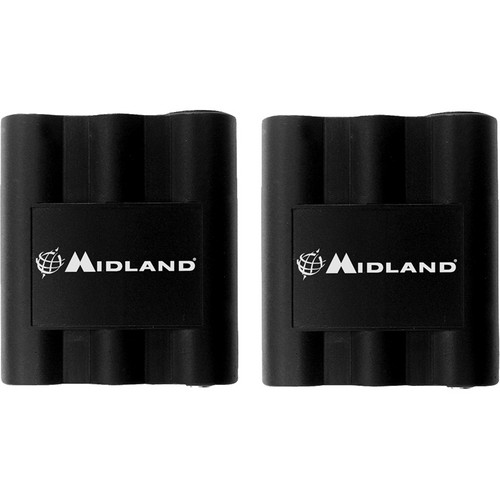 Midland AVP-7 Rechargeable Battery Pack for GXT and LXT (Pair)