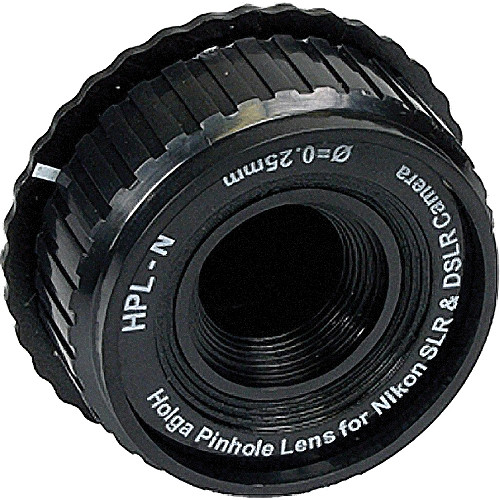 Holga Pinhole Lens for Nikon DSLR Camera