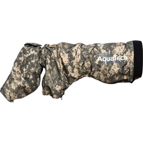 AquaTech SS-600 Sport Shield Rain Cover (Digi Camo)