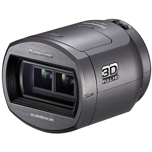 Panasonic VW-CLT2 3D Conversion Lens