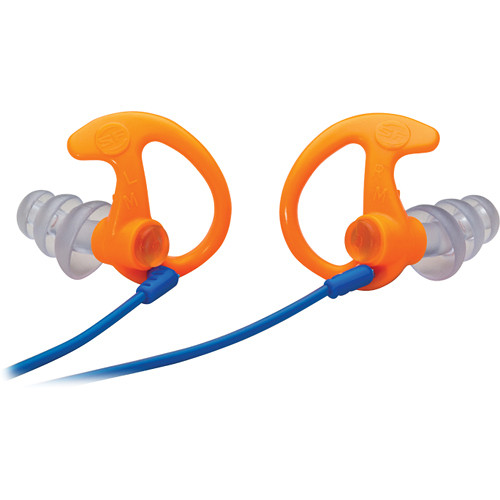 SureFire EP5 Sonic Defenders Max Earplugs (Small, Orange, 25 Pairs)