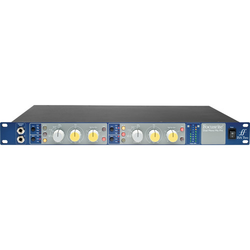 Focusrite ISA Two - Microphone Preamp