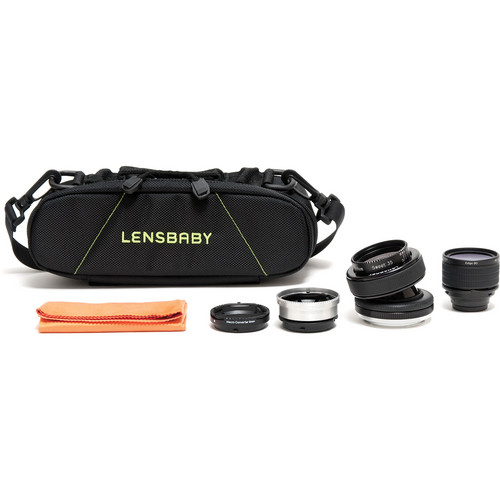 Lensbaby Pro Effects Kit for Canon EF