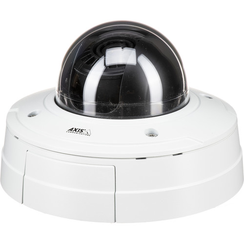 Axis Communications P3367-VE Vandal-Resistant Outdoor Fixed Network Camera