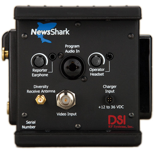 DSI RF Systems NewsShark HD Encoder with 3G Verizon / 3G AT&T Modem