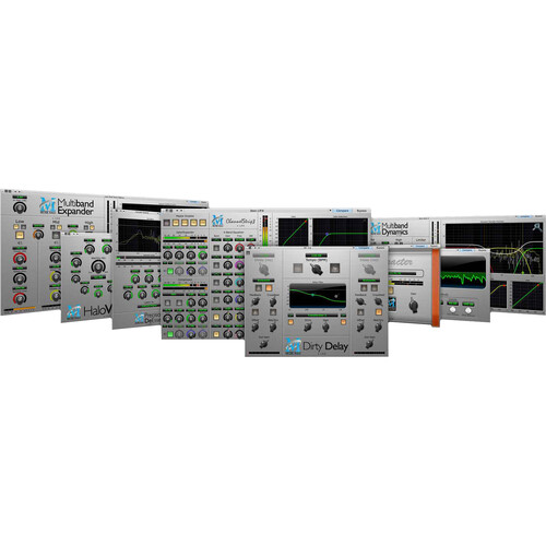 Metric Halo Production Bundle - Audio Processing Plug-In Suite