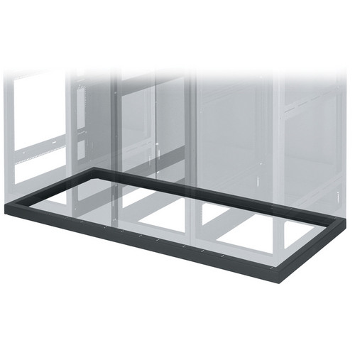 Middle Atlantic 1-Bay Raised Floor Enclosure System for 32
