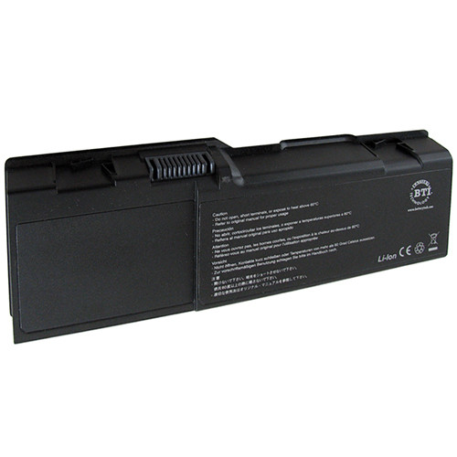 BTI DL-D620X3 Premium 6 Cell 5200 mAh 10.8 V Replacement Battery