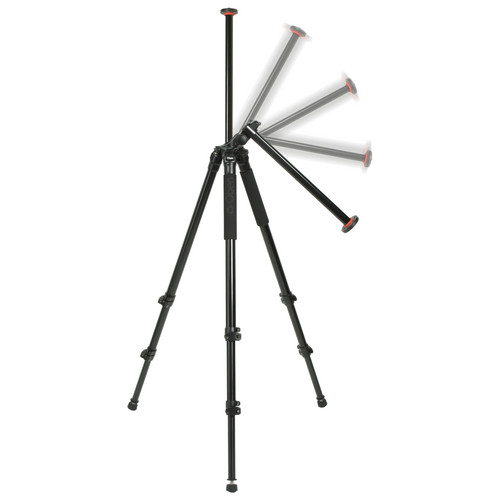 Oben AC-2320LA 3-Section Aluminum Lateral Tripod Legs