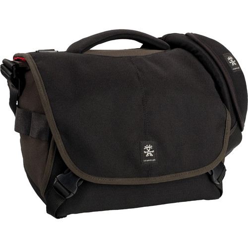 Crumpler 6 Million Dollar Home Bag (Black/Black)