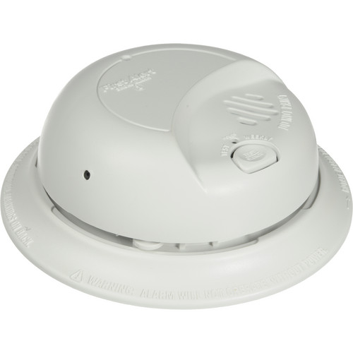 Sperry West SWDVR35S Smoke Detector Covert Camera