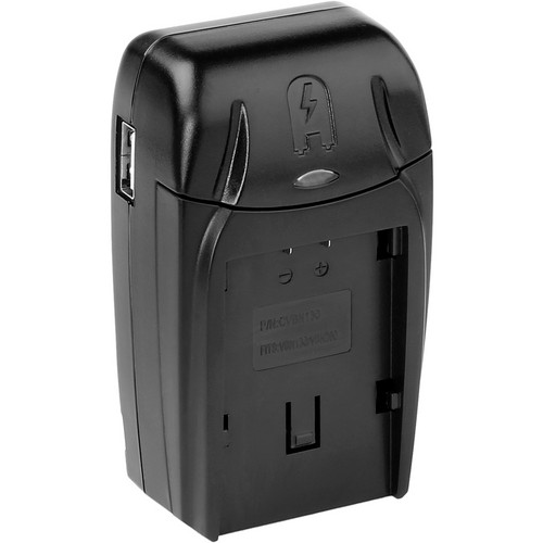 Watson Compact AC/DC Charger for VW-VBN Series Batteries