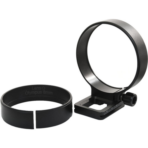 Nodal Ninja R1/R10 Lens Ring for Olympus M.Zuiko Digital ED 8mm f/3.5 Fisheye Lens
