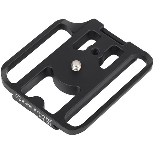 Sunwayfoto PN-D4 Quick Release Plate for Nikon D4 Camera