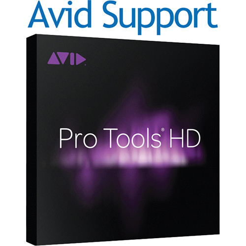 Avid AVID SUPPORT-PRO TOOLS HD SYST/ EXPERT