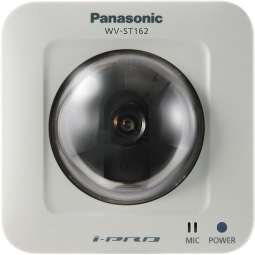 Panasonic WV-ST162 H.264 Pan-Tilt Network Camera (NTSC)