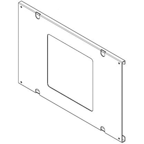 Sharp PN-SR800-ADP Mounting Plate