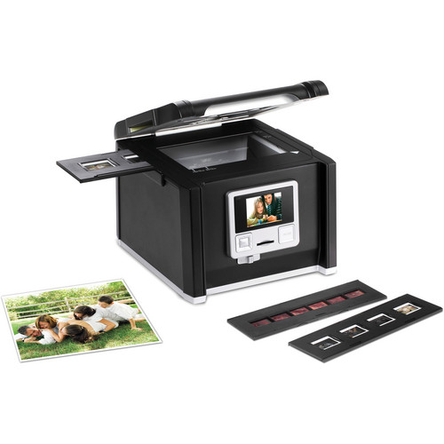 Pacific Image ImageBox MF 4-In-1 Slide, Film & Photo Converter