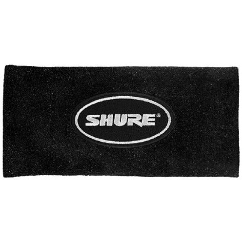 Shure A353VB Velveteen Pouch for KSM353 and KSM353/ED Ribbon Microphones
