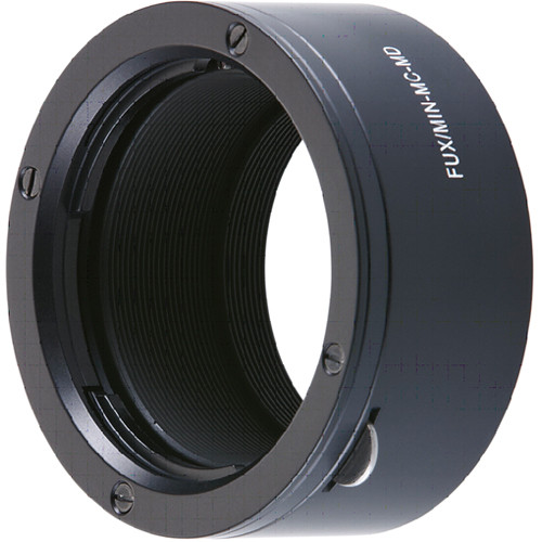 Novoflex Adapter for Minolta MD Lens Lenses to Fujifilm X Mount Digital Cameras