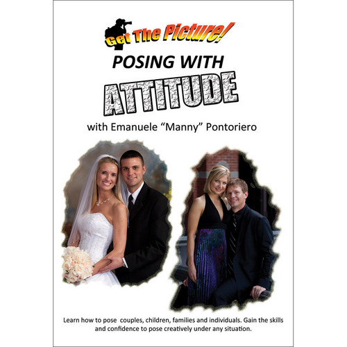 GET the PICTURE DVD: Posing With Attitude (3 DVD Set)
