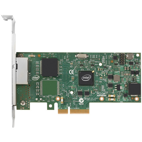 Intel I350-T2 Dual-Port PCIe Ethernet Server Adapter (Pack of 1)