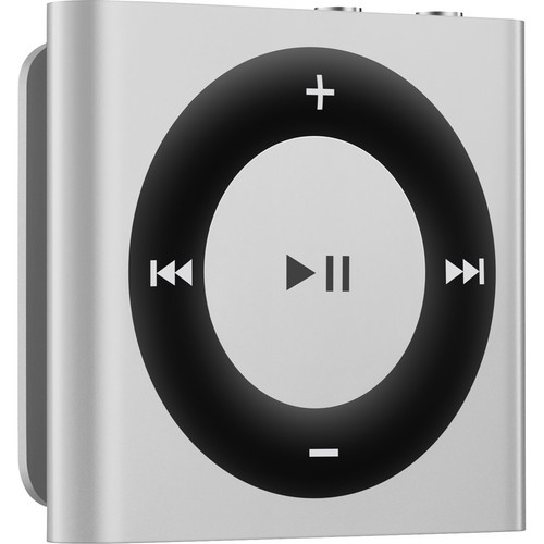 Apple 2GB iPod Shuffle (Silver, 4th Generation)