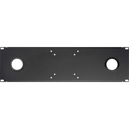 Delvcam ULCD-2 Universal LCD Rackmount with Two 5/8 Grommets