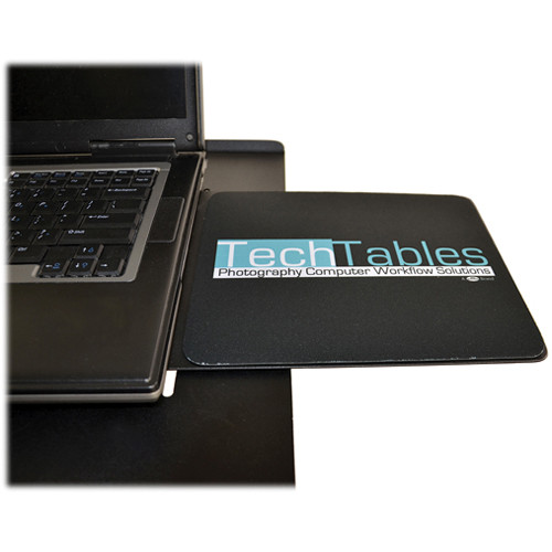 Tech Tables Extended Mouse Pad Platform