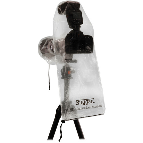 Ruggard RC-P18F Rain Cover for DSLR with Lens up to 18