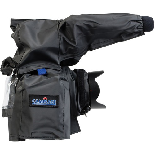 camRade Protective Rain Cover/wetSuit for the Canon C100 Camcorder