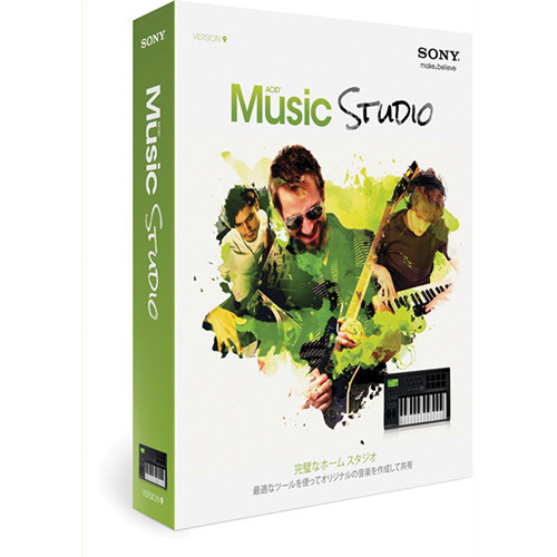 Sony ACID Music Studio 9 (100 to 499 Tier Licenses)