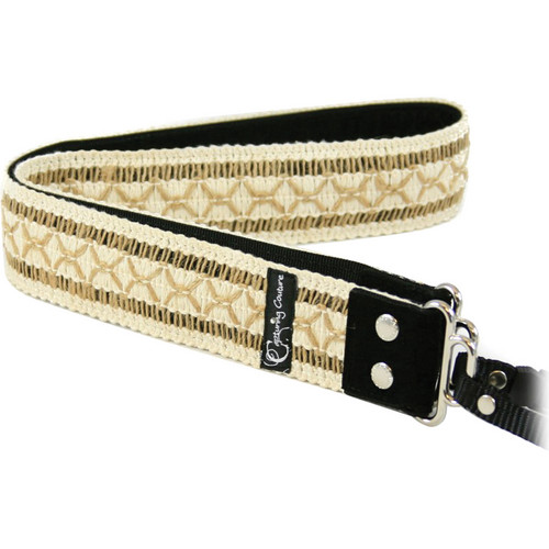 Capturing Couture Artisan Collection: Dakota Blanca Camera Strap