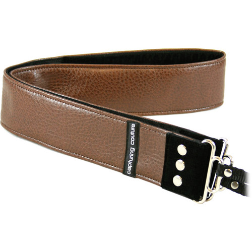 Capturing Couture Male Collection: Soho Camera Strap (Coffee)