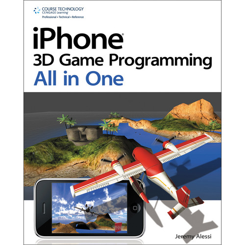 Cengage Course Tech. Book: iPhone 3D Game Programming All In One (1st Edition)
