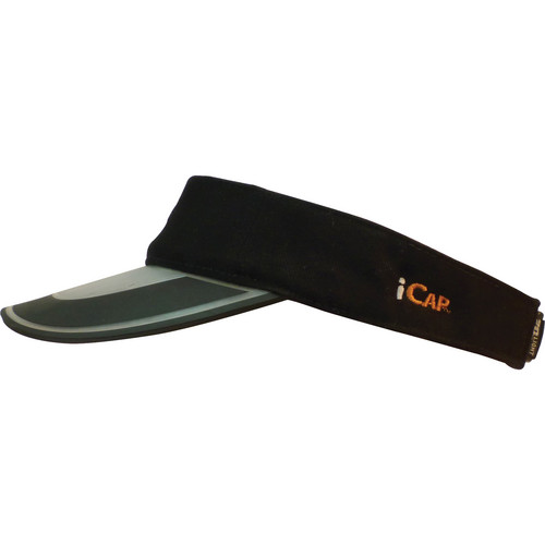 FastCap Tech iCap Visor with White LEDs (Black)