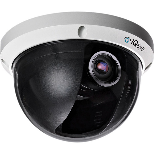 IQinVision IQA35NI Alliance-Pro Vandal-Resistant Dome Camera with 3-8mm AFZ Lens