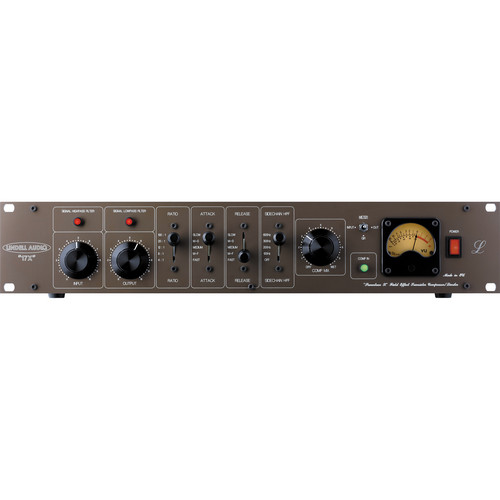 Lindell Audio 17X One-Channel Transformer-Coupled Compressor / Limiter