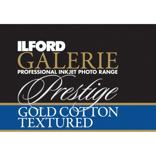 Ilford GALERIE Prestige Gold Cotton Photo Paper (44