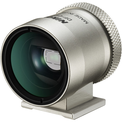 Nikon DF-CP1 Optical Viewfinder for COOLPIX A Digital Camera (Silver)