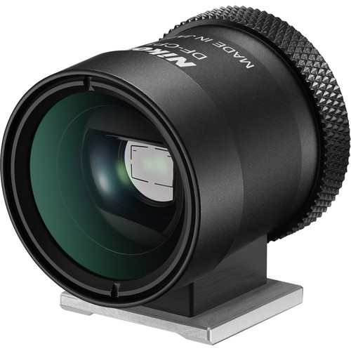 Nikon DF-CP1 Optical Viewfinder for COOLPIX A Digital Camera (Black)