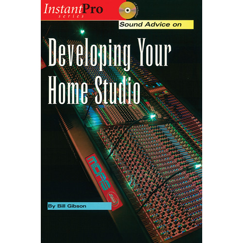 ALFRED Book: Sound Advice on Developing Your Home Studio