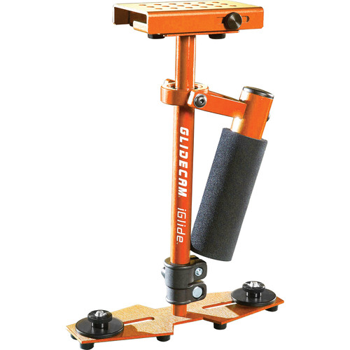 Glidecam iGlide Handheld Stabilizer for Cameras Up to 16 oz (Orange)