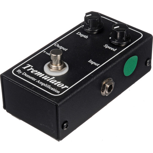 Demeter TRM-1 - The Tremulator Tremolo Pedal