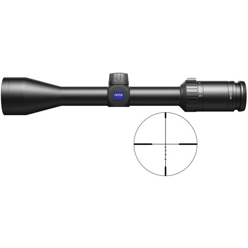 Zeiss 4-9x42 Terra 3x Riflescope (RZ-6 Reticle)
