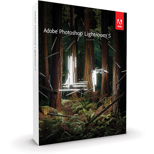 Adobe Photoshop Lightroom 5 Software for Mac and Windows (Download)