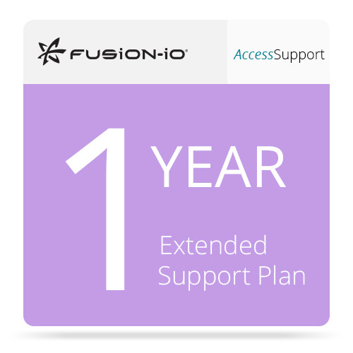 FUSiON-iO One Year Extended Access Support for ioFX 420GB SSD