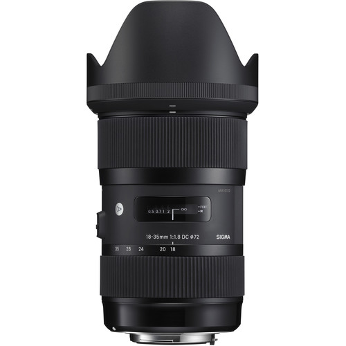 Sigma 18-35mm f/1.8 DC HSM Lens for Sony Alpha
