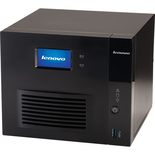 LenovoEMC Iomega ix4-300d 4-Bay Network Storage (Diskless)